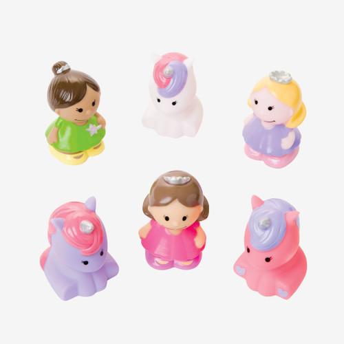Princess Party Squirtie Baby Bath Toys | Elegant Baby