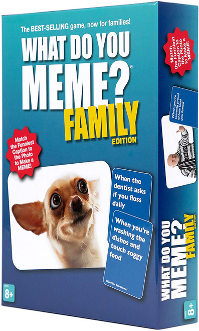 What do you Meme? Family Edition | Ducks in the Window