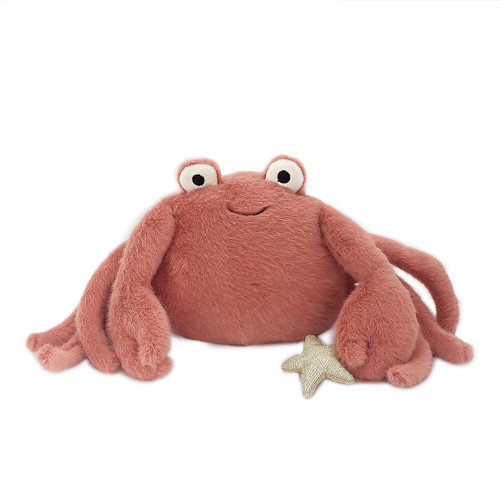 Caldwell the Crab SeaLife Plush 18in | Mon Ami Designs