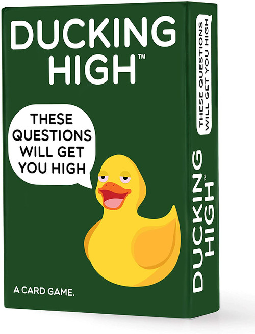 Ducking High Card Game for Adults,