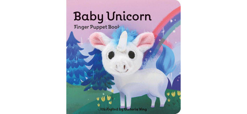 Baby Unicorn Finger Puppet Book | Ducks in the Window