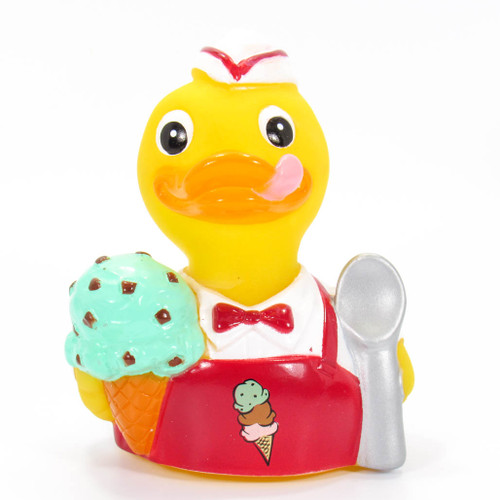 Chip Rubber Duck by Celebriducks at Ducks in the Window®
