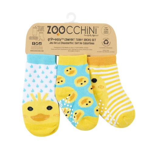 Zoocchini Baby Socks Set Ducky | Ducks in the Window