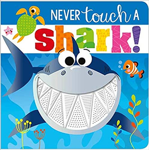Never touch a Shark Board Book | Ducks in the Window