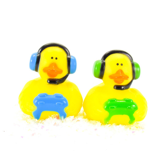 Gamer Gift Bundle Small Rubber Ducks | Ducks in the Window