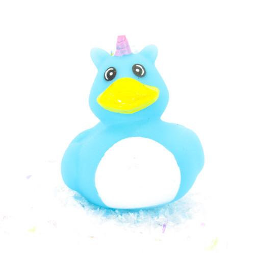 Pastel Unicorn Small Rubber Duck Gift Bundle | Ducks in the Window