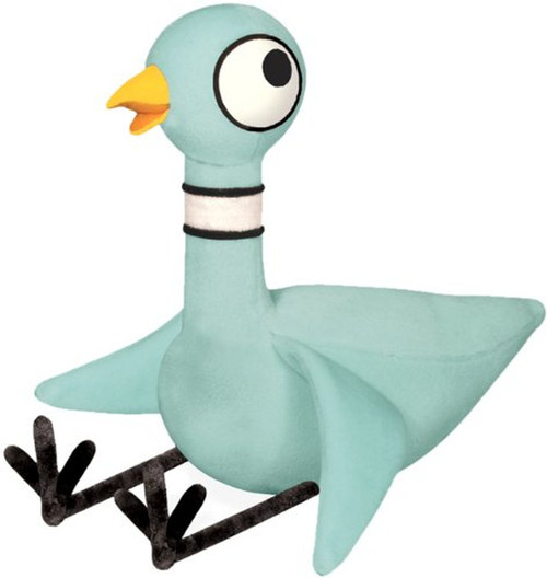 Mo Willems Pigeon Soft Plush Toy   Yottoy