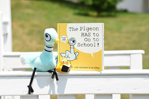 Don't Let the Pigeon Drive the Bus Book & Plush Gift Set | Mo Willems