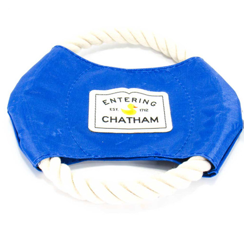 Entering Chatham Ducks Rope Toy for Pets | Ducks in the Window