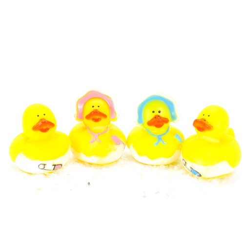 Baby Gift Bundle Small Rubber Ducks | Ducks in the Window