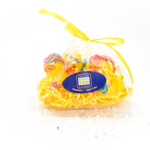 Baby Gift Bundle Small Rubber Ducks | Ducks in the Window