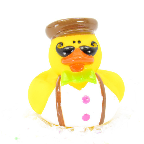 Hipsters Gift Bundle Small Rubber Ducks | Ducks in the Window