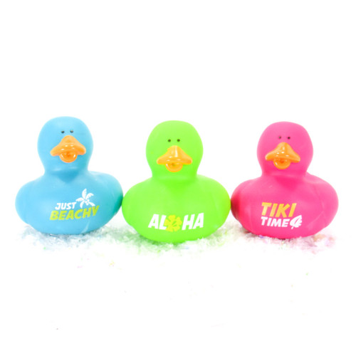 Aloha Gift Bundle Small Rubber Ducks | Ducks in the Window