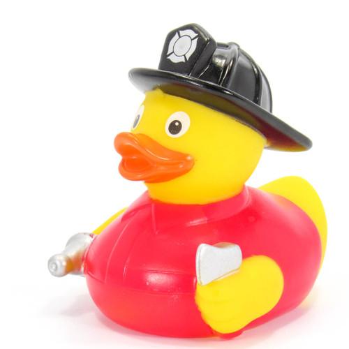 Fireman Rubber Duck by Ad Line   Ducks in the Window®