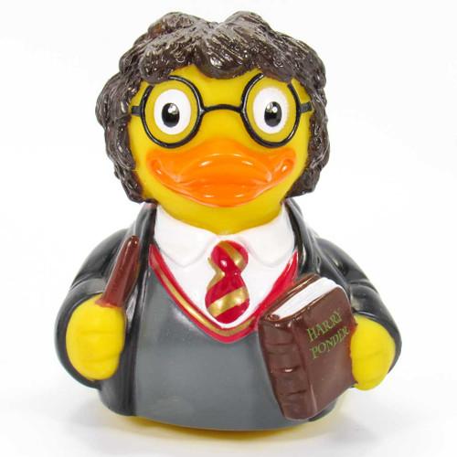 Harry Ponder Rubber Duck (Harry Potter) by Celebriducks | Ducks in the Window®