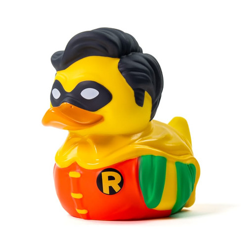 DC Commics Harley Robin TUBBZ Cosplaying Rubber Duck Collectible Bath Toy | Ducks in the Window