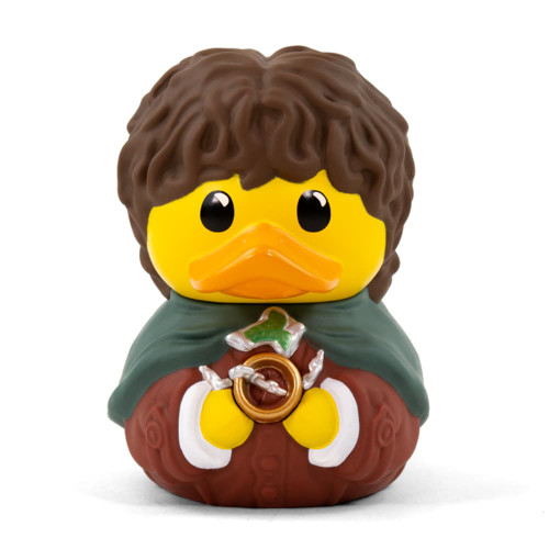 Lord of the Rings Frodo TUBBZ Cosplaying Rubber Duck Collectible Bath Toy | Ducks in the Window