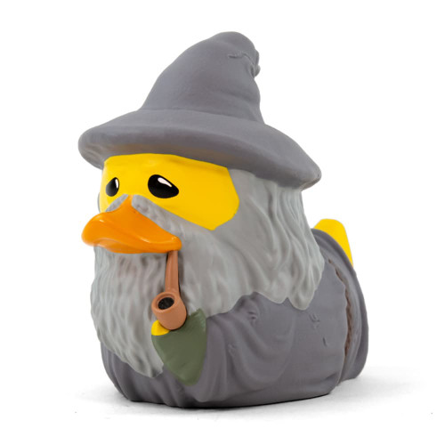 Lord of the Rings Gandalf TUBBZ Cosplaying Rubber Duck Collectible Bath Toy | Ducks in the Window