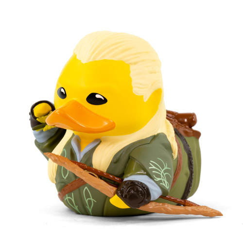 Lord of the Rings Legolas TUBBZ Cosplaying Rubber Duck Collectible Bath Toy | Ducks in the Window