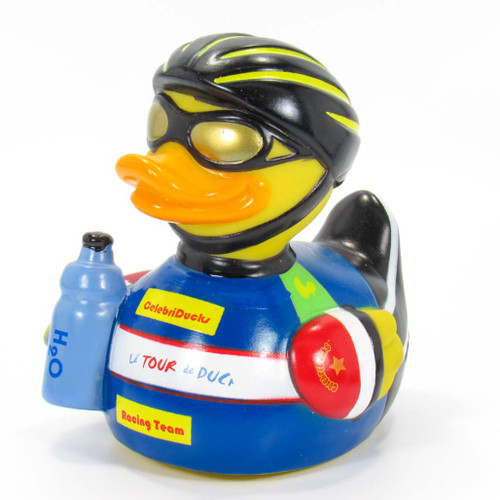 Tour De Duck Bicycle Rubber Duck (Tour de France) by Celebriducks | Ducks in the Window®