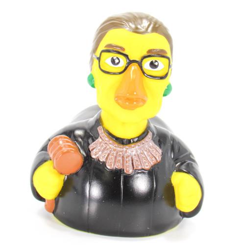 Notorious RB GINS-Bird aka Dissent Duck Rubber Duck Bath Toy by Celebriducks   Ducks in the Window®