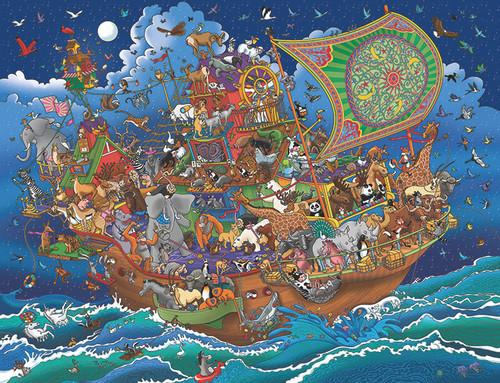 Noah's Ark 400 piece Puzzle | Springbok