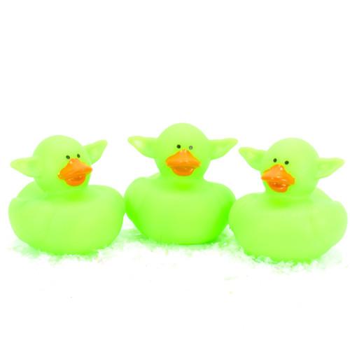 Baby Yoda  Gift Bundle Small Rubber Ducks | Ducks in the Window