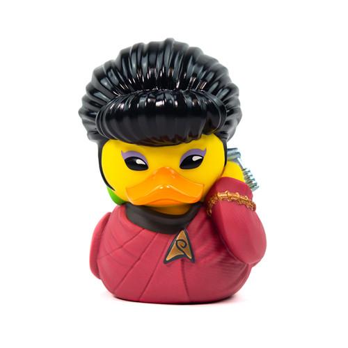 Star Trek Nyota Uhura TUBBZ Cosplaying Duck Collectible Bath Toy   Ducks in the Window