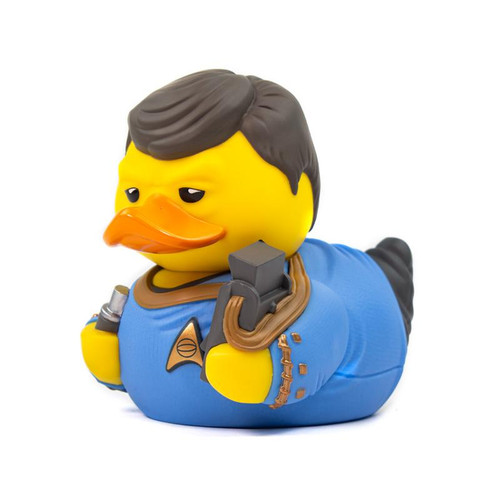 Star Trek Leonard 'Bones' McCoy TUBBZ Cosplaying Duck Collectible Bath Toy   Ducks in the Window