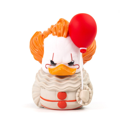 IT Pennywise TUBBZ Cosplaying Rubber Duck Collectibles Bath Toy | Ducks in the Window