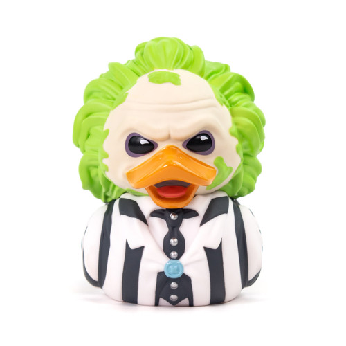 Beatljuice TUBBZ Cosplaying Rubber Duck Collectibles Bath Toy | Ducks in the Window