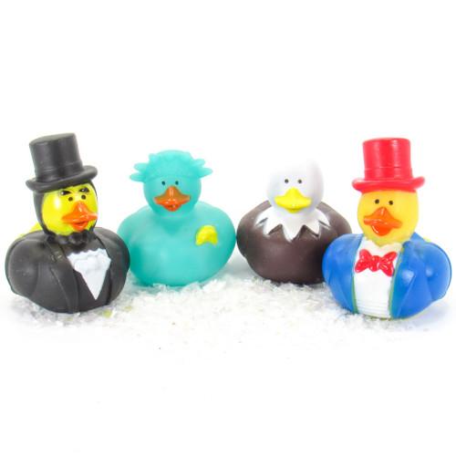 Patriotic Gift Bundle Small Rubber Ducks | Ducks in the Window