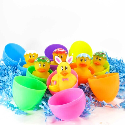 Easter Egg Gift Bundle Small Rubber Ducks | Ducks in the Window