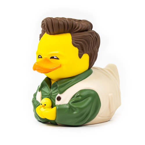 Friends Chandler Bing TUBBZ Cosplaying Rubber Duck Collectibles Bath Toy | Ducks in the Window