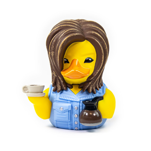 Friends Rachel Green TUBBZ Cosplaying Rubber Duck Collectibles Bath Toy | Ducks in the Window