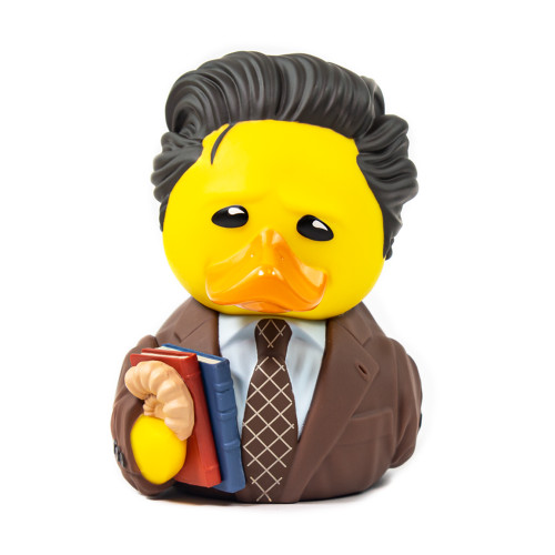 Friends Ross Geller TUBBZ Cosplaying Rubber Duck Collectibles Bath Toy | Ducks in the Window