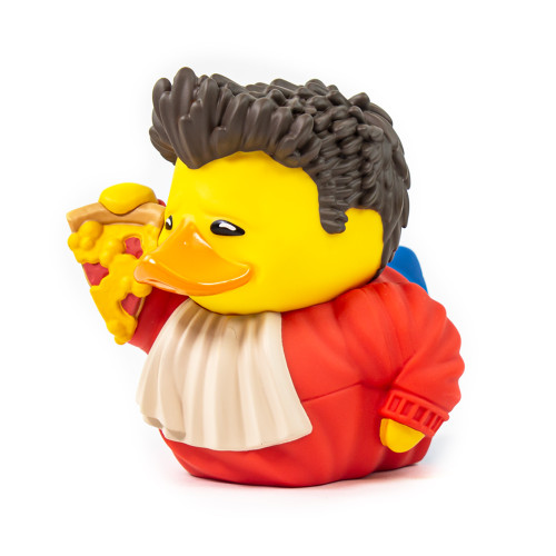 Friends Joey Tribbiani TUBBZ Cosplaying Rubber Duck Collectibles Bath Toy | Ducks in the Window