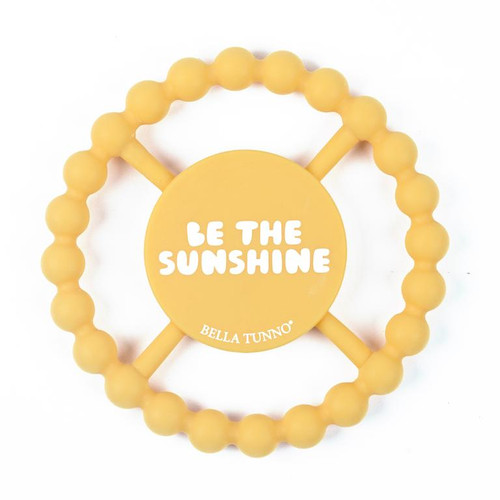 Bella Tunno Teether Rig Be The Sunshine
