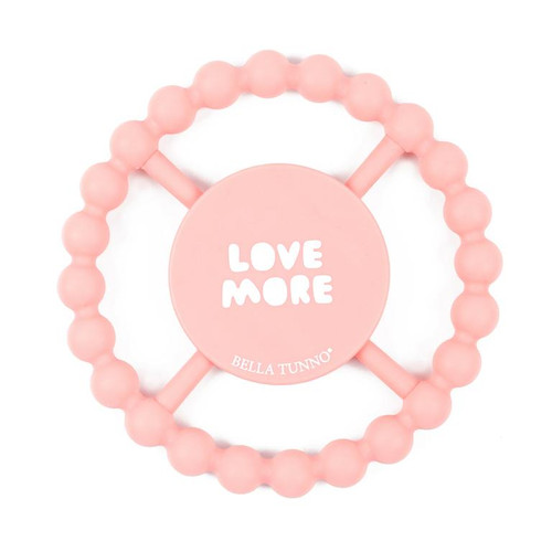 Bella Tunno Teether Rig Love More
