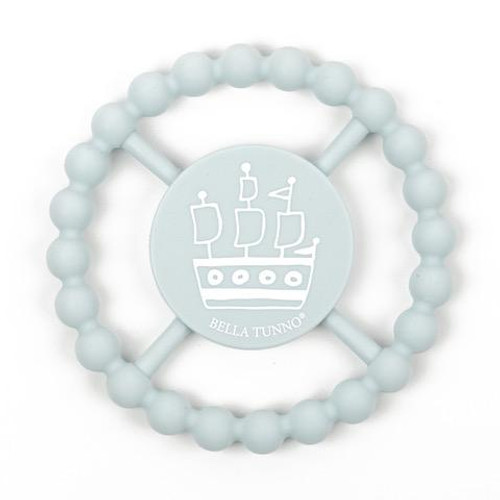 Bella Tunno Teether Rig Boat Happy