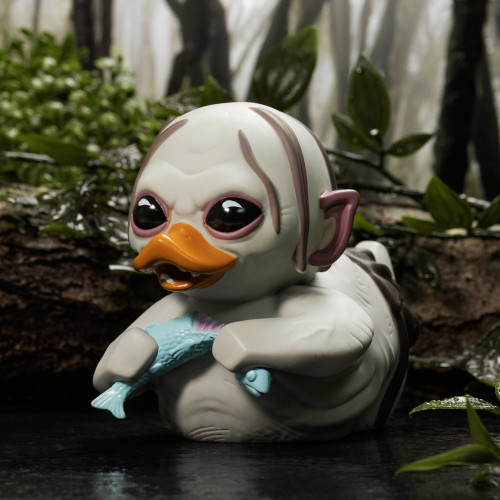 Lord of the Rings Gollum TUBBZ Cosplaying Duck Collectible   Ducks in the Window