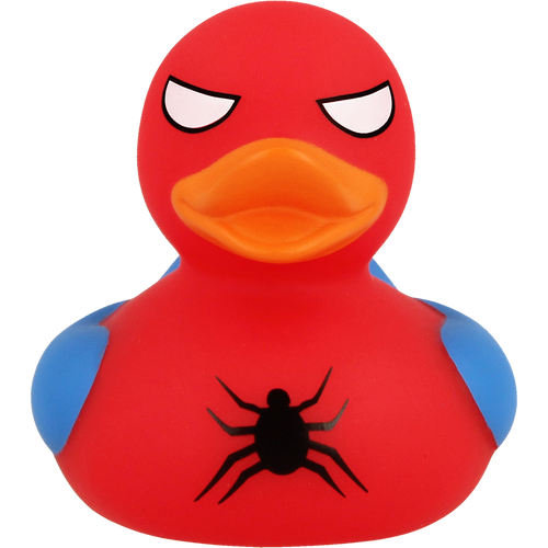 Spider Rubber Duck by LILALU bath toy   Ducks in the Window