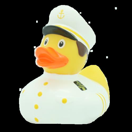 Captain Rubber Duck by LILALU bath toy | Ducks in the Window