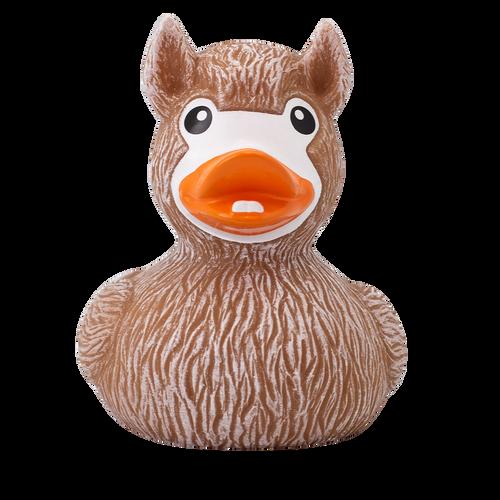 Lama Rubber Duck by LILALU bath toy | Ducks in the Window