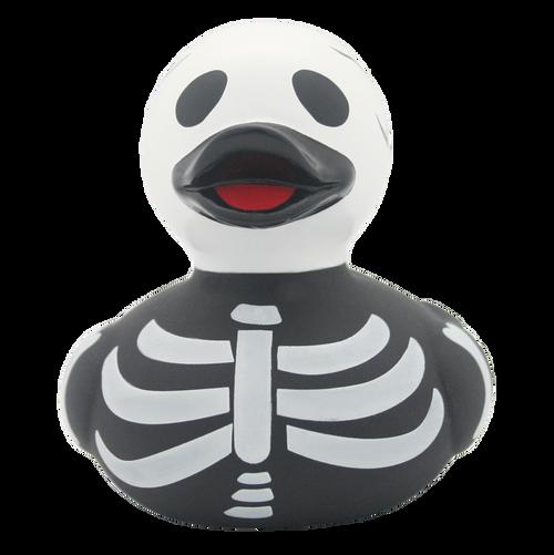 Halloween Skeleton Rubber Duck by LILALU bath toy | Ducks in the Window