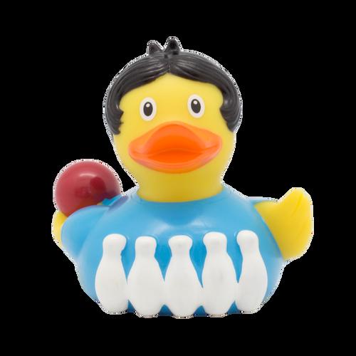 Bowling  Rubber Duck by LILALU bath toy | Ducks in the Window