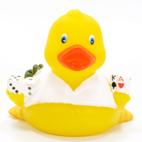 Casino, Gambler, Poker Player by Ad Line | Ducks in the Window®