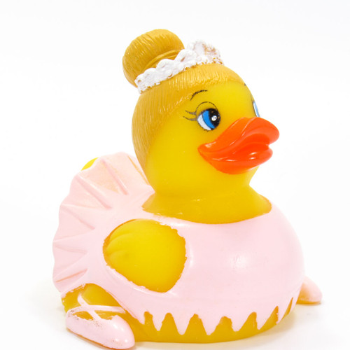 The Ballerina Rubber duck by Ad Line  | Ducks in the Window®
