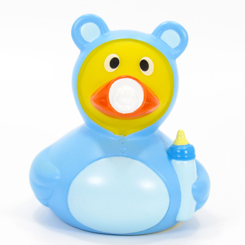 Baby Boy Rubber Duck by Schnabels | Ducks in the Window®