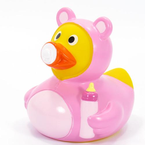 Baby Girl Rubber Duck Ducks In The Window